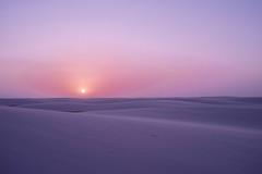Sunset (r y o m a) Tags: brasil viagen viaje travel trip dune duna lenois maranhao sunset