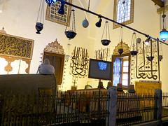 Konya - Mevlana Turbesi, shrine interior (2) (damiandude) Tags: rumi dervish sufi