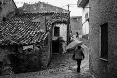 Tiana (matta.eu) Tags: tinaa barbagia sardegna pioggia biancoenero