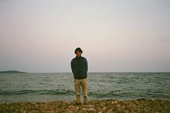 (arthur shuraev) Tags: russia trip travel film 35mm vladivostok japansea     russky island 2016 september  olympus mjuii agfa 400   10seconds