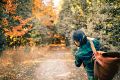 Rediscover~ (Ernie Kwong Photography) Tags: autumn autumnwhimsy fallcolors fall forest ontario rougevalley cedartrail canon nature wilderness