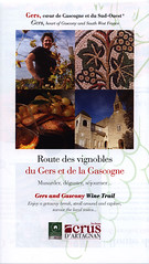 Gers, heart of Gascony and South West France, Gers and Gascony Wine Trail, Enjoy a getaway break, stroll around and explore, savour the local tastes; 2016, Midi-Pyrnes reg., France (World Travel Library) Tags: gers heart gascony south west france wine trail enjoy getaway break stroll explore savour tastes 2016 midipyrnes rpublique franaise brochure travel library center worldtravellib holidays trip vacation papers prospekt catalogue katalog photos photo photography picture image collectible collectors collection sammlung recueil collezione assortimento coleccin ads gallery galeria touristik touristische documents dokument broschyr esite catlogo folheto folleto   ti liu bror