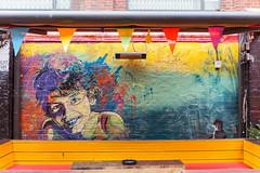 Christian Guémy (aka C215) x DS street art (mahtieuc) Tags: artderue arturbain c215 london shoreditch streetart urbanart londres england royaumeuni gb christianguémy rivingtonstreet ds