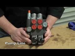 Plumbing a Directional Control Valve (finiarisab) Tags: control directional plumbing valve