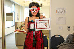 909A7293 (BGCSF) Tags: admin staff halloween potluck lunch costumes don fisher clubhouse