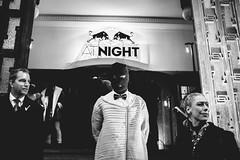 ADE (ferdowsfaghir) Tags: ade amsterdam netherlands blackwhite monochrome skimask ski mask dance event red bull bw black white candid x100s fujix100s fujifilm 35mm