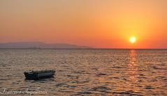 The Boat (Francesco Impellizzeri) Tags: sunset trapani sicilia