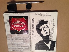 The Smyths (Sketch2Paint) Tags: sketch sketching 2016 journaling journal moleskine thesmyths thesmiths