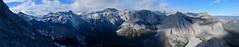 Mt Yamnuska Summit Scramble - Early December light (benlarhome) Tags: yamnuska exshaw alberta canada scramble scrambling hike hiking trail path