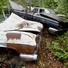 DSC_0197 v2 (collations) Tags: ontario mcleansautowreckers autowreckers wreckers automobiles autos abandoned rockwood derelict junkyards autograveyards carcemeteries