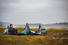 Chilling (Zach Dischner) Tags: action epic fun kiteboarding oregon piercemartin sports storm wind windy fall kite slingshot cool relaxing relaxed exciting