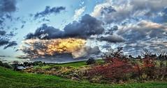 IMG_5617-18cPtzl1scTBbLGEM2 (ultravivid imaging) Tags: ultravividimaging ultra vivid imaging ultravivid colorful canon canon5dmk2 farm fields stormclouds sunsetclouds scenic rural rainyday vista autumn autumncolors
