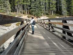 IMG_20160925_172909585_HDR (ctmarie3) Tags: banffnationalpark lakeminnewanka stewartcanyon trail