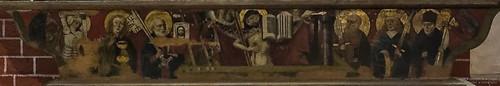 Doberaner Münster • Altar der freudenreichen Jungfrau Maria • Detail*