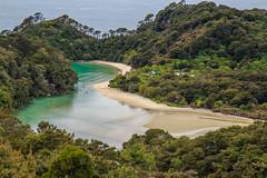 Rincones de Abel Tasman (Andrs Guerrero) Tags: abeltasman abeltasmannationalpark newzealand nuevazelanda oceana tasmanregion playa beach agua mar sea airelibre nature naturaleza