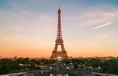 Icone (jbrambaud) Tags: trocadero eiffeltower eiffel paris sunset nikon d3s tokina