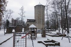 Paide vallitorn (Jaan Keinaste) Tags: olympussh1 eesti estonia järvamaakond paide paidevallitorn torn tower