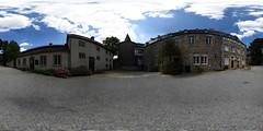 Schloss Hohenlimburg (Devil9797) Tags: schloss hohenlimburg hagen burghof burg equirectangular panorama kugelpanorama