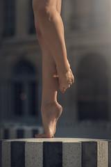 (dimitryroulland) Tags: nikon d600 85mm 18 dimitry roulland paris france palais royal natural light feet foot dance dancer ballet ballerina