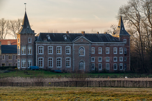 Nieuwenhoven, kasteel
