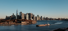 East River Early Morning (Safdave) Tags: brooklyn ellisisland nyc queenmary2