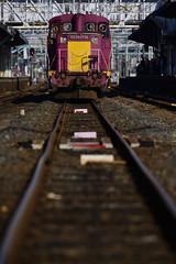 Sweet Potato (nEUROn FL) Tags: railway train hiroshima jr jnr japanrails jr   de10 dl