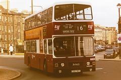 LOTHIAN REGIONAL TRANSPORT 357 F357WSC (bobbyblack51) Tags: lothian regional transport 357 f357wsc leyland olympian alexander rh edinburgh 1996