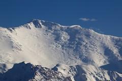 Lenin Peak / Ibn Sina Peak (José Rambaud) Tags: pamir kyrgyzstan kirguistan asia asiacentral centralasia rutadelaseda silkroad cordillera range nieve snow snowcapped landscape paisaje paysage paisagem montañas mountains peak peaks leninpeak ibnsinapeak
