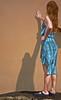 Perplexing Trompe l'oeil (suenosdeuomi) Tags: johnpugh canons90 art mural trompeloeil 3d jeancocteaucinema santafe newmexico georgerrmartin railyard