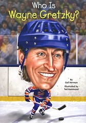 Who is Wayne Gretzky? (Vernon Barford School Library) Tags: 9780448483214 gailherman gail herman nancyharrison nancy harrison whois biography biographies biographical sports hockey hockeyplayers athlete athletes waynegretzky wayne gretzky canada canadian vernon barford library libraries new recent book books read reading reads junior high middle school vernonbarford nonfiction paperback paperbacks softcover softcovers covers cover bookcover bookcovers