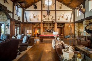 Texas Luxury Hunting Lodge - Brownwood 1