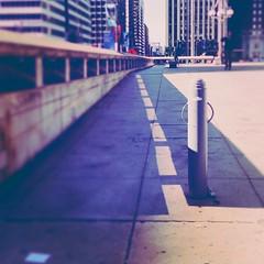 337 | 366: The Hidden Road (phillytrax) Tags: philadelphia philly pa pennsylvania cityofbrotherlylove 215 city urban usa america unitedstates metropolis metropolitan instagram project366 thomaspaineplaza msb municipalservicesbuilding shadow spotfocus tiltshift bollard downtownphilly downtownphiladelphia centercity