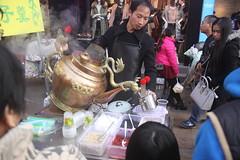 Dragon Tea 2/3 (johey24) Tags: dragontea china shanghai street raw food drinks chinesecuture history candid culture tea