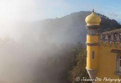 Mrchenschloss (johannesotte84) Tags: sintra otte portugal castle stunning morning light mist mystic fairy tale canon eos 6d