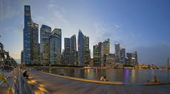 Marina Bay Countdown Singapore (MBCS) 2017 (gintks) Tags: singapore singaporetourismboard gintaygintks marinabaysands marinabayfinancialcentre bluehour yoursingapore exploresingapore wishingtrees