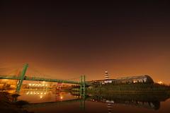 DSC08492 (cemilÖzenli) Tags: eskişehir fener adası gaga yaya köprüsü porsuk sonbahar pedestrian bridge sunrise autumn