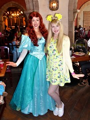Florida 2016 (Elysia in Wonderland) Tags: disney world orlando florida elysia holiday 2016 akershus epcot royal banquet hall storybook princess breakfast little mermaid ariel