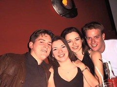 06. Chris, Nicky, Vicky & Me, February 2001