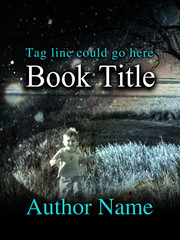 PMC062 PMC063 - Pre Made Book Cover (Shardell) Tags: fiction boy tree field night book design photo child graphic space manipulation running made cover pre novel authors