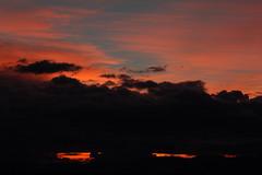 Stormy Sunset (yerpop) Tags: sunset clouds stormydays weatherphotography skytheme skycloudssun perfectsunrisessunsetsandskys therebeastormabrewin sunsetsandsunrisesgold cloudsstormssunsetssunrises