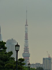 "Tokyo tower • <a style=""font-size:0.8em;"" href=""https://www.flickr.com/photos/91194669@N00/9352735906/"" target=""_blank"">View on Flickr</a>"