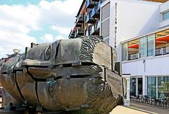 Design Museum (Southbank - Southwark) (Canon EOS 7D & Sigma 18-35mm F1.8) (markdbaynham) Tags: street city urban sculpture london museum modern canon lens eos design dc capital sigma southbank 7d metropolis f18 dslr 1835mm southwak apsc canonites digitaldepotcouk