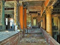 abandoned pennsylvania zombie popculture zombies... (Photo: Cheri Sundra: Guerrilla Historian on Flickr)