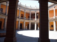 Mexico City (aljuarez) Tags: museum mxico de df downtown ciudad muse stadt mexique museo altstadt ville centreville mexiko city san mexico ciudad centro mxico histrico carlos