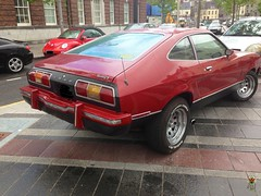 '75 Mustang Mach One V8 (corkcityshuffle) Tags: ford car muscle american mustang 74