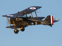 Se5 - Old Warden (davepickettphotographer) Tags: bedfordshire airshow firstworldwar se5 oly biggleswade shuttleworthcollection royalaircraftfactory olympuscamera oldwardenshuttleworthcollection eveningairshow ukairshow oldwardenairshow firstworldwaraircraft theshuttleworthcollectionuk collectionairshow