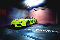 Performante (Folk|Photography) Tags: verde green cars monterey nikon folk sigma automotive gritty spyder professional exotic gil 1020mm lamborghini gallardo ithica 2013 d3000 worldcars performante lp5704