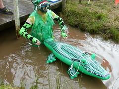 Bog Snorkelling 2013 (Thomas Kelly 48) Tags: wales lumix panasonic crocodile croc snorkelling extremesports bog bogsnorkelling fz150 llanwyrtyd llanwyrtydwells