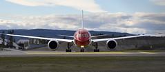Norwegian EI-LNB, OSL ENGM Gardermoen (Inger Bjørndal Foss) Tags: norway airplane norwegian osl gardermoen eilnb