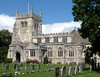 All Saints Church, Sherburn in Elmet (Nigel_Brown) Tags: uk greatbritain england church lumix unitedkingdom panasonic gb allsaints stockphoto sherburninelmet 2013 nigelbrown dmctz8 tz8